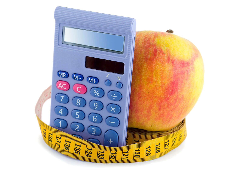 Готвар - изчистване на мазнините от корема, изчисляване на калориите