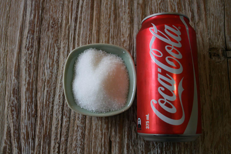 Готвар - изчистване на мазнините от корема, захар в колата