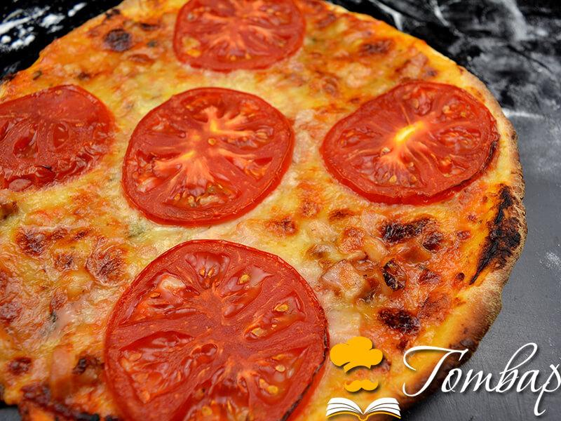 Пица с бекон и сирена