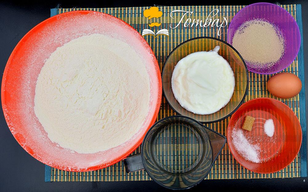 Готвар, рецепта - Пухкави мекици с течен шоколад