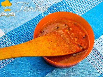 Лесен доматен сос