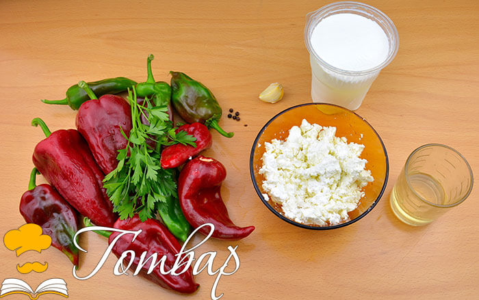Готвар, рецепта - салата Буранийка
