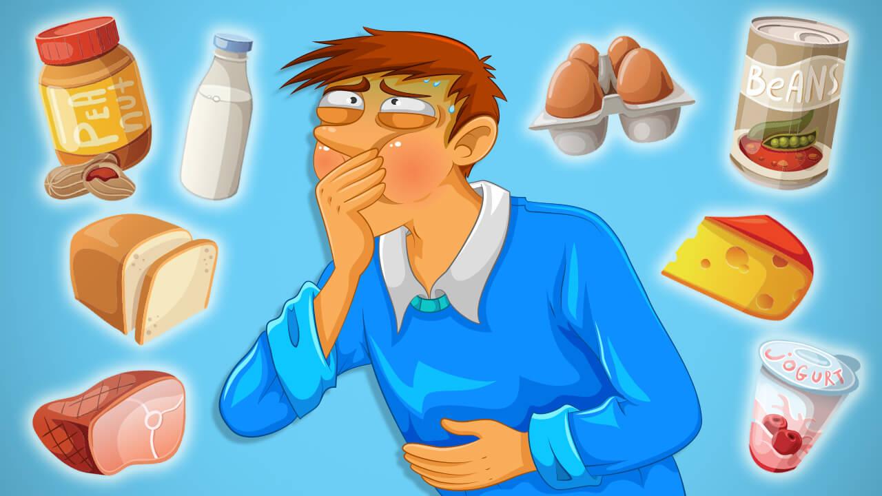 Хранителна алергия, www.gotvar.bg