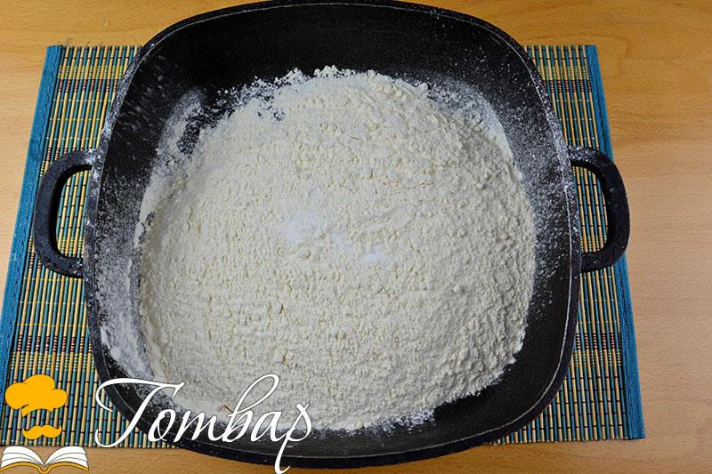 продукти рецепта за питка с паричка