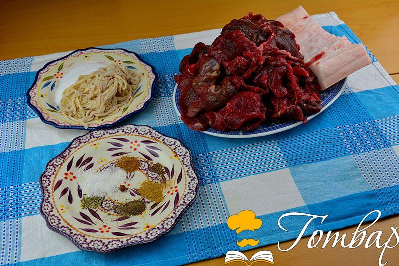 Домашна Панагюрска луканка рецепта готвар