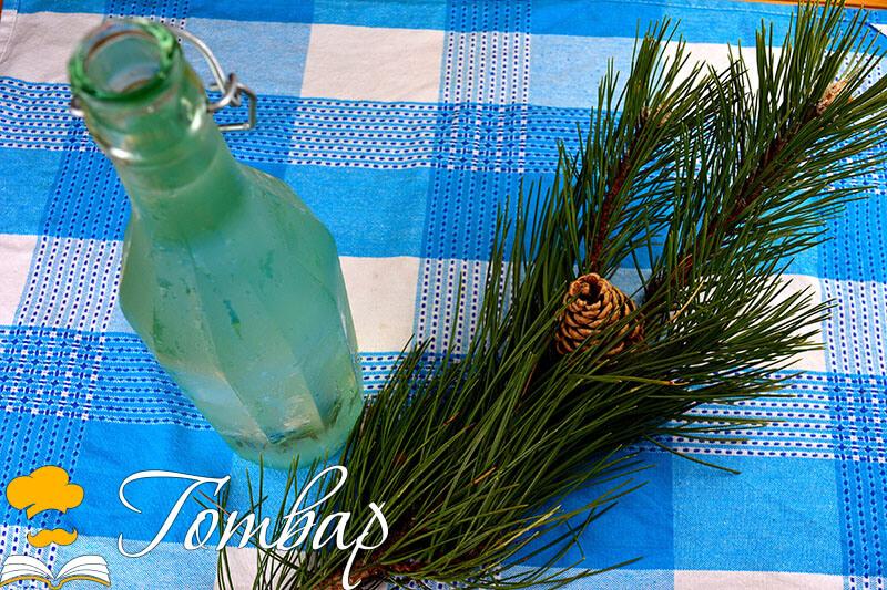 продукти Домашен боров чай - здраве и дълголетие