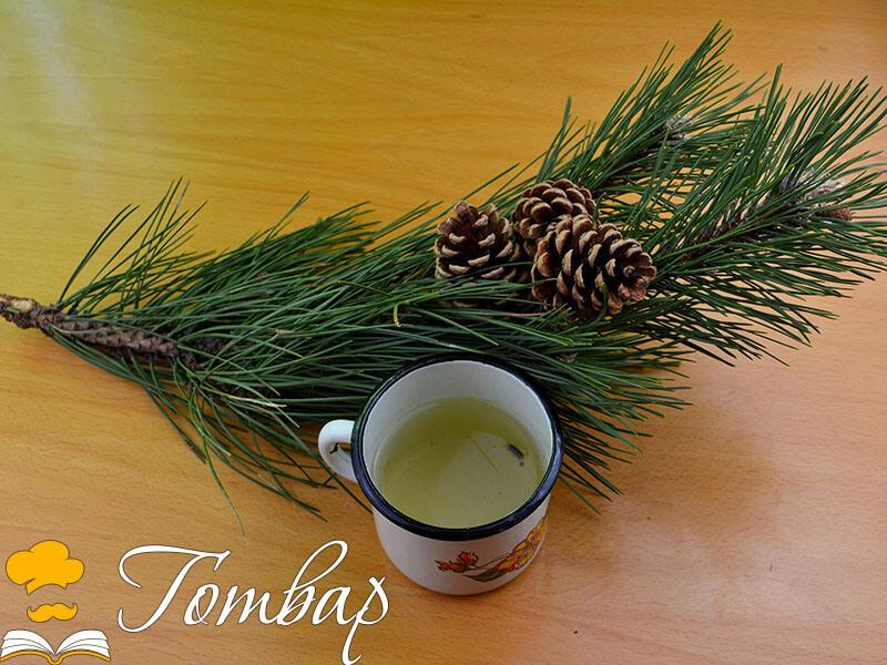 Домашен боров чай – здраве и дълголетие
