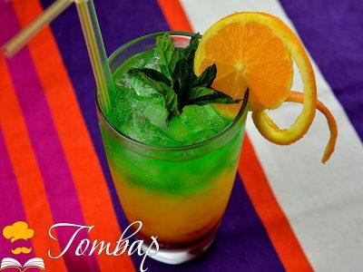 """""""Домашен барман"""": Лесен трицветен разхлаждащ коктейл"""
