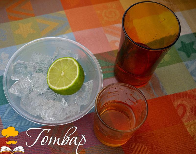 Домашен барман Уиски със сода