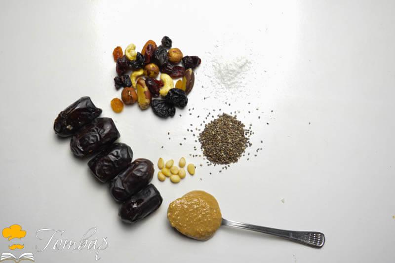 Постни бонбони с фурми