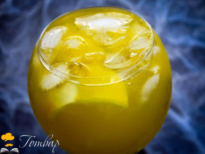 Освежаваща домашна лимонада